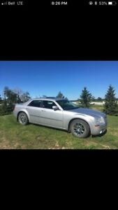 2008 Chrysler 300 limited.