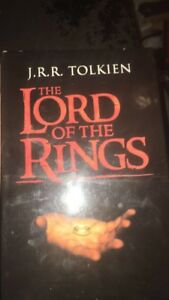 Lord of the Rings Book Set (Volumes 1-7)