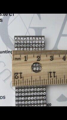 Breitling Super Avenger 15ct 24mm Diamond Band Strap Bracelet