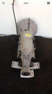 TRANSMISSION Lexus IS300 2001-2005 AUTOMATIC