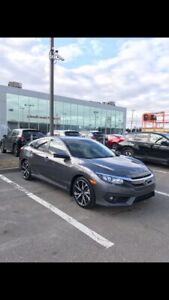 Honda Civic EX-T 2017 Transfert de location
