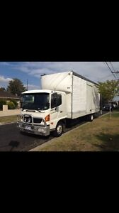 Hino fd Bossley Park Fairfield Area Preview