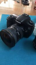 Canon 60D with lenses and new speedlite Indooroopilly Brisbane South West Preview