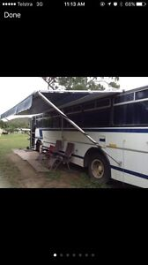 Motor home/bus Cooktown Cook Area Preview