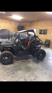 2009 Polaris rzr 800s. No Trades!
