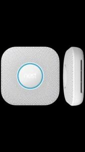 Nest Protect Wi-Fi Smoke and Carbon Monoxide Alarm