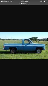 Looking for old truck