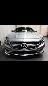 LEASE TAKEOVER $1340 month MERCEDES BENZ S550 COUPE 4MATIC