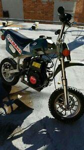 4stroke pocket bike.