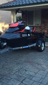 2011 Sea Doo RXT-X 260 RS Barden Ridge Sutherland Area Preview