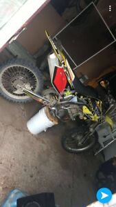 2004 rmz250 with papers 2300 OBO
