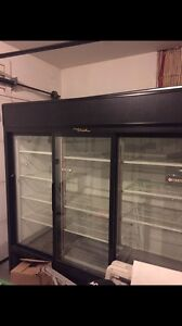 Two Commercial Fridge Frigo