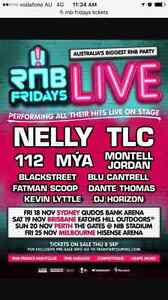 NEED 1 TICKET PLEASE RNB LIVE EATONS HILL Kallangur Pine Rivers Area Preview