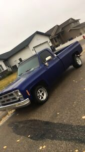 1975 gmc trade for 4x4 truck