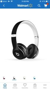 Dre Beats Solo2 Wired On-Ear Headphone, Luxe Edition-Black