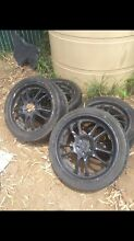 "17"" MAG WHEELS QUICK SALE Liverpool Liverpool Area Preview"
