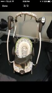 Baby Swing, Brand new condition, used for 3 months