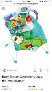 Baby Einstein vibrating chair