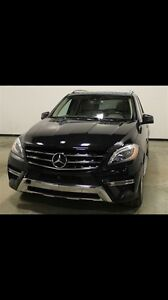 Mercedes Benz ML 350  $54,000 + taxes