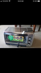 Brand new Stainless steel Toaster Oven