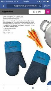 Tupperware Silicone Oven Gloves West Perth Perth City Area Preview