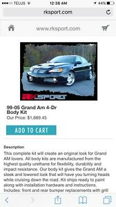 99-04 grand am body kit ( rk sport ) Windsor Region Ontario image 4