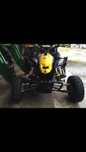 2014 CAN AM DS 450 XXC