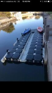 Wanted: Wanted used Floating Boat dock