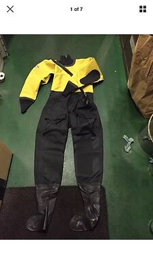 Typhoon Dry Suit/Immersion Suit. Sailing Fishing RIB Boat Yacht
