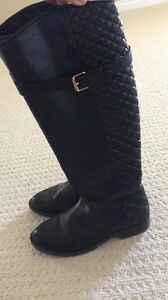 ZARA black boot