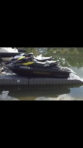 Seadoo RXT X260RS & pontoon Broadbeach Waters Gold Coast City Preview