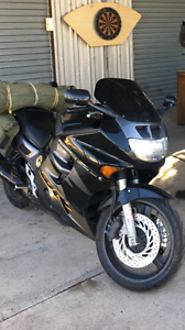 1999 model cbr 1000f Muswellbrook Area Preview