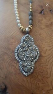 Lovely Artisan necklace - great gift idea