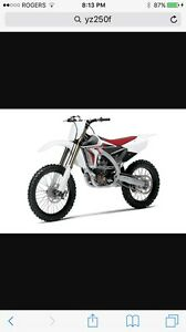 Wanted 250f