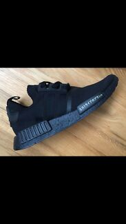 NMD adidas R1 TRIPLE BLACK JAPAN. Us12. NSW. $400