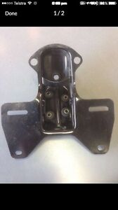 Honda CT110/Postie Bike Tail Light Mounting Bracket Gosford Gosford Area Preview