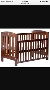 Wanted - Boori Cot Lindisfarne Clarence Area Preview