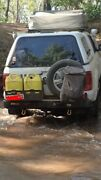 AMAROK  KAYMAR REAR BAR TOW BAR  Orange Orange Area Preview