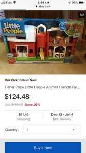 Fisher price little people Farm brand new in box