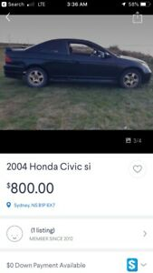 Student looking for a used car