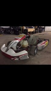 For sale or Trade Race Cart Cambridge Kitchener Area image 1
