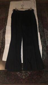Black Burberry Dress pants