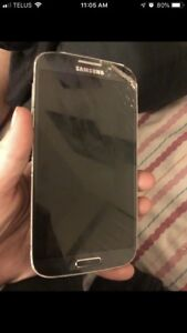 Broken s4 & iPhone 5