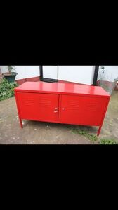 IKEA METAL CUPBOARD / TV STAND VGC - RELISTED Yamanto Ipswich City Preview