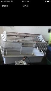 Living world cages 150 and 100 or 225 for the pair