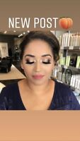 Makeup artist available for weekend appointments