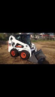 Bobcat and tipper hire $100ph Kaleen Belconnen Area Preview