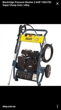 2.6HP HIGH PRESSURE WASHER PETROL Coolaroo Hume Area Preview