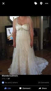 2  Beautiful  Wedding dresses For Sale