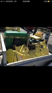 Lawn Tractor With Snow Blower Buy New Amp Used Goods Near